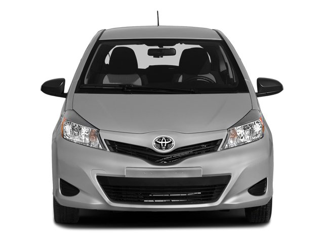 2014 Toyota Yaris Prices and Values Hatchback 3D LE I4 front view