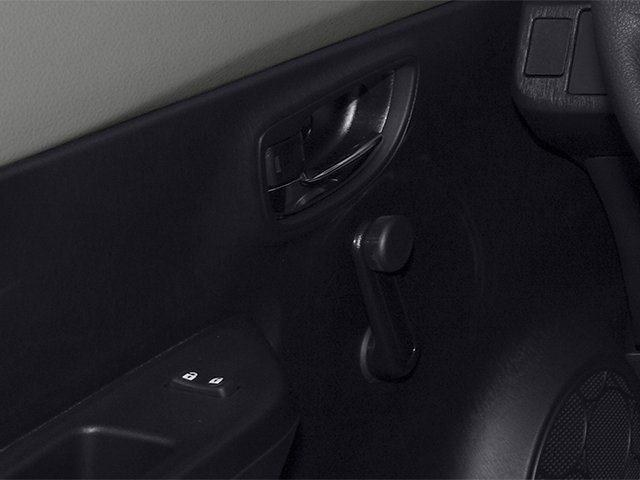 2014 Toyota Yaris Prices and Values Hatchback 3D LE I4 driver's side interior controls