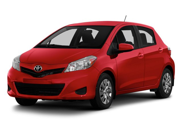 2014 Toyota Yaris Prices and Values Hatchback 5D L I4