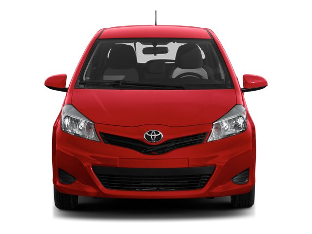 2014 Toyota Yaris Prices and Values Hatchback 5D L I4 front view