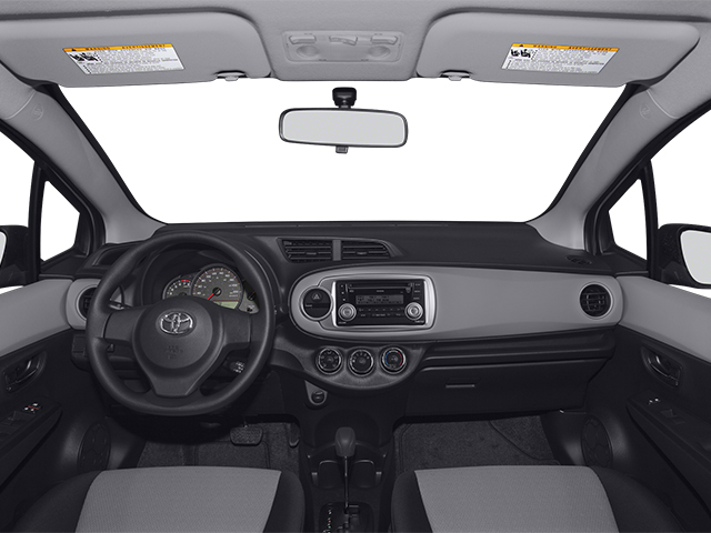 2014 Toyota Yaris Prices and Values Hatchback 5D L I4 full dashboard