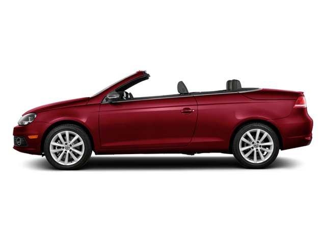 2014 Volkswagen Eos Pictures Eos Convertible 2D Executive I4 Turbo photos side view