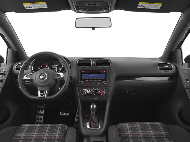 2014 Volkswagen GTI Prices and Values Hatchback 4D 2.0T I4 Turbo full dashboard