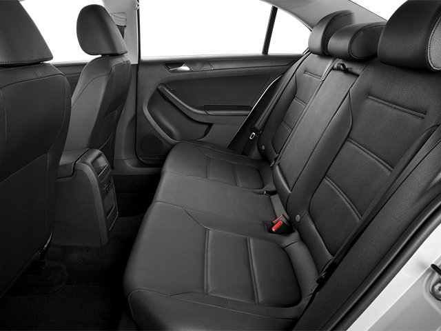 2014 Volkswagen Jetta Sedan Pictures Jetta Sedan 4D TDI I4 photos backseat interior