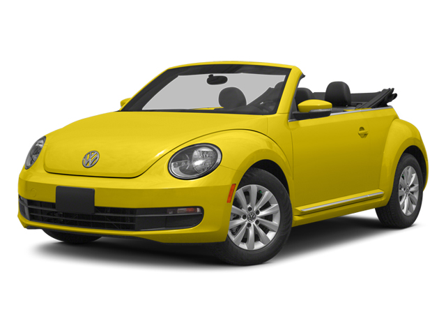 Volkswagen Beetle Convertible Coupe 2014 Convertible 2D 2.5 I5 - Фото 1