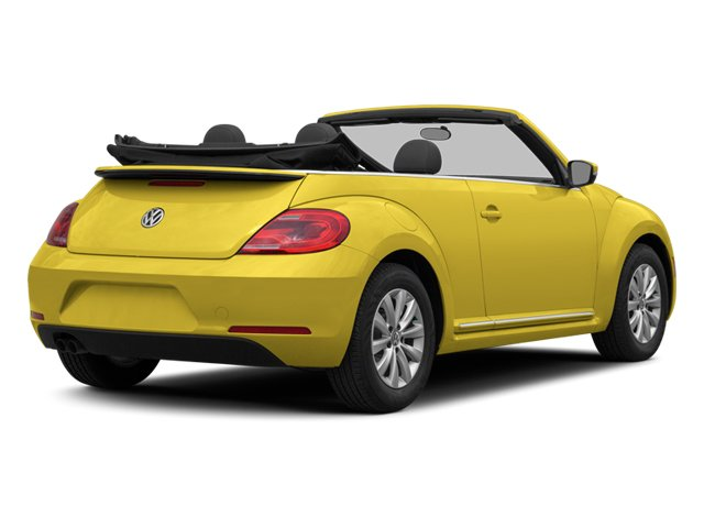 Volkswagen Beetle Convertible Coupe 2014 Convertible 2D 2.5 I5 - Фото 2