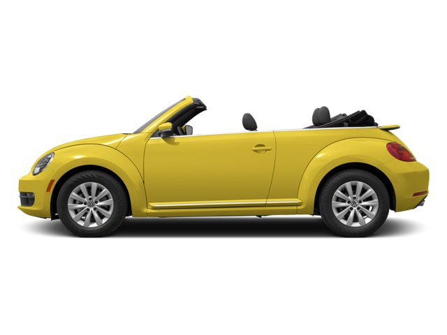 Volkswagen Beetle Convertible Coupe 2014 Convertible 2D 2.5 I5 - Фото 3