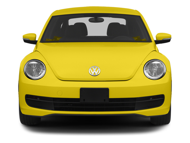 2014 Volkswagen Beetle Coupe Prices and Values Coupe 2D TDI I4 front view