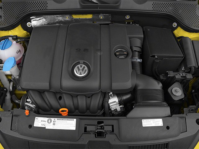 2014 Volkswagen Beetle Coupe Prices and Values Coupe 2D TDI I4 engine