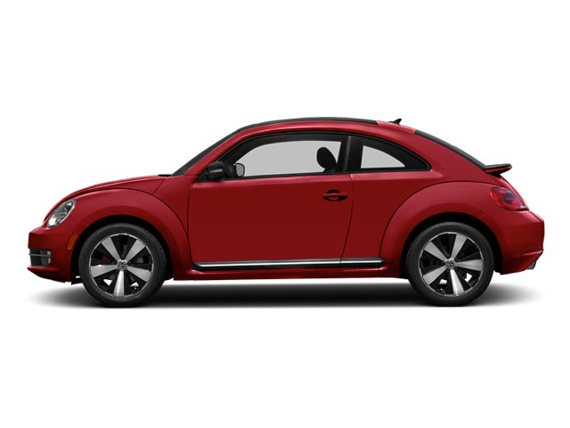 2014 Volkswagen Beetle Coupe Prices and Values Coupe 2D R-Line I4 Turbo side view