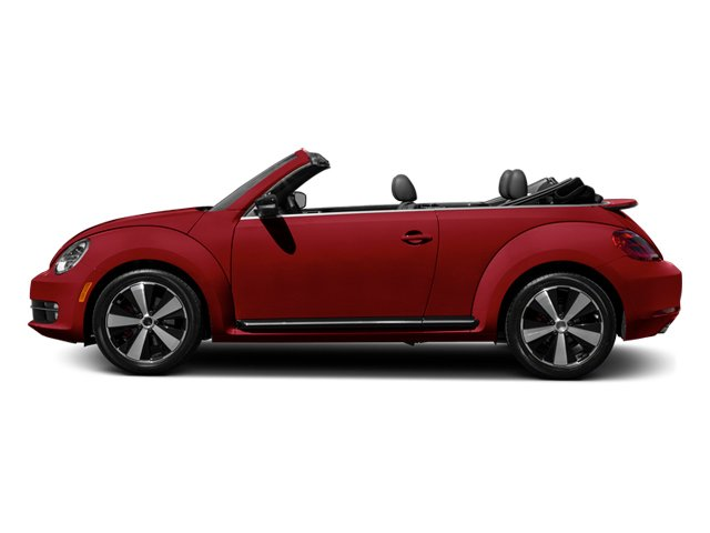 Volkswagen Beetle Convertible Coupe 2014 Convertible 2D R-Line I4 Turbo - Фото 3