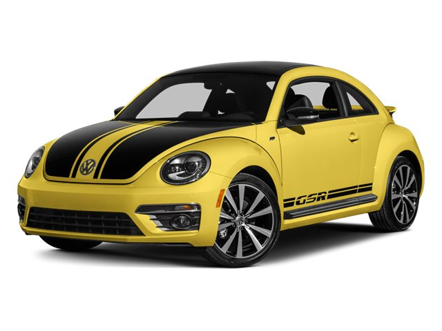 Volkswagen Beetle Coupe Coupe 2014 Coupe 2D GSR I4 Turbo - Фото 1