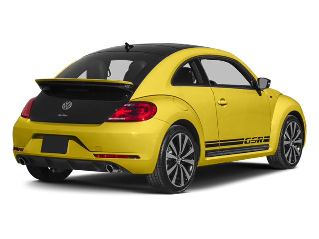Volkswagen Beetle Coupe Coupe 2014 Coupe 2D GSR I4 Turbo - Фото 2