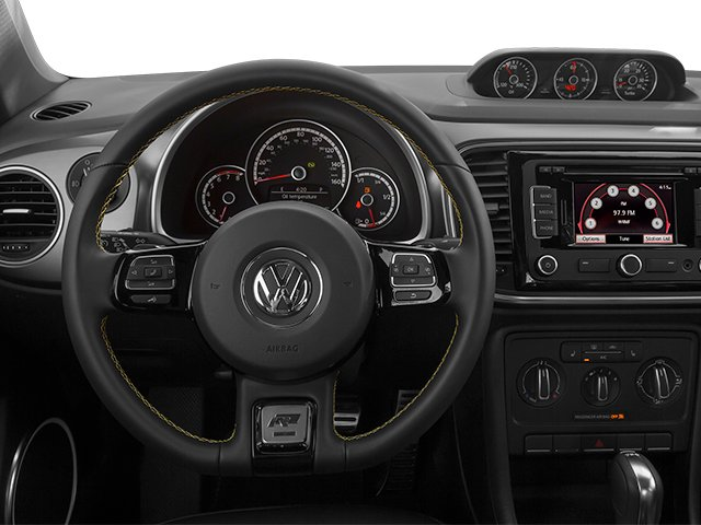 Volkswagen Beetle Coupe Coupe 2014 Coupe 2D GSR I4 Turbo - Фото 4