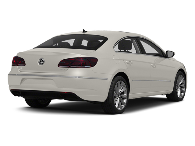2014 Volkswagen CC Prices and Values Sedan 4D Sport I4 Turbo side rear view