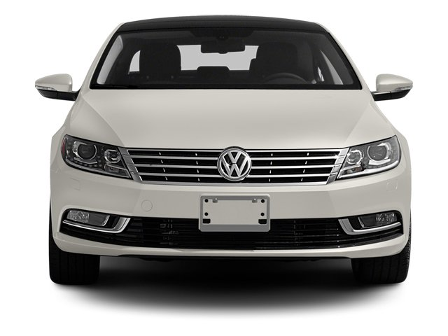 2014 Volkswagen CC Prices and Values Sedan 4D Sport I4 Turbo front view