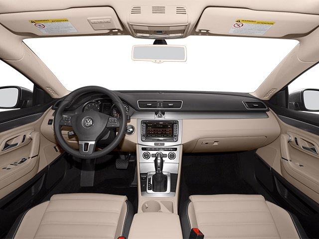 2014 Volkswagen CC Prices and Values Sedan 4D Sport I4 Turbo full dashboard