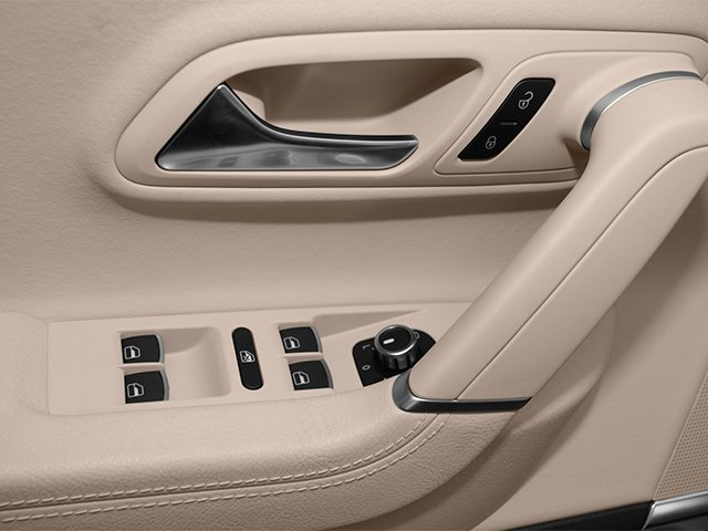 2014 Volkswagen CC Prices and Values Sedan 4D Sport I4 Turbo driver's side interior controls