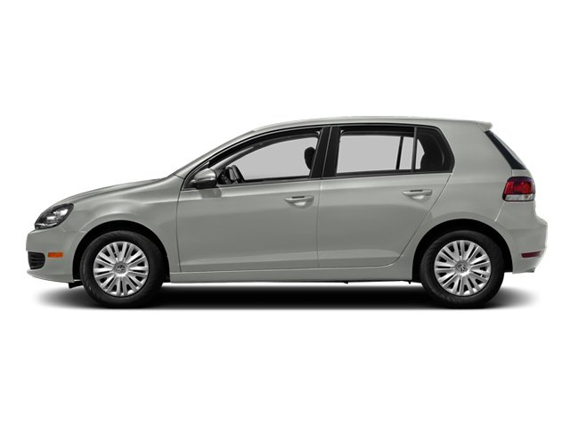 2014 Volkswagen Golf Prices and Values Hatchback 4D I5 side view