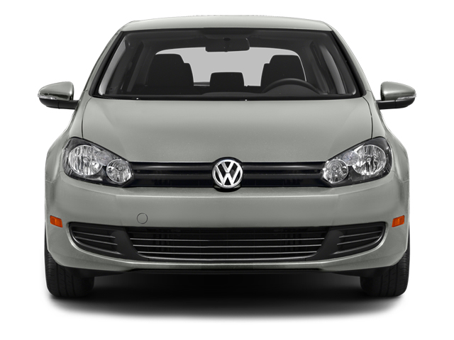 2014 Volkswagen Golf Prices and Values Hatchback 4D I5 front view