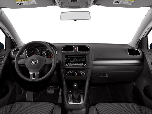 2014 Volkswagen Golf Prices and Values Hatchback 4D I5 full dashboard