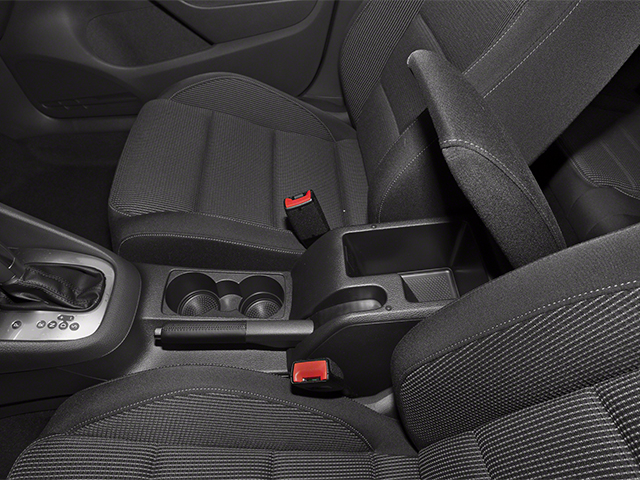 2014 Volkswagen Golf Prices and Values Hatchback 4D I5 center storage console
