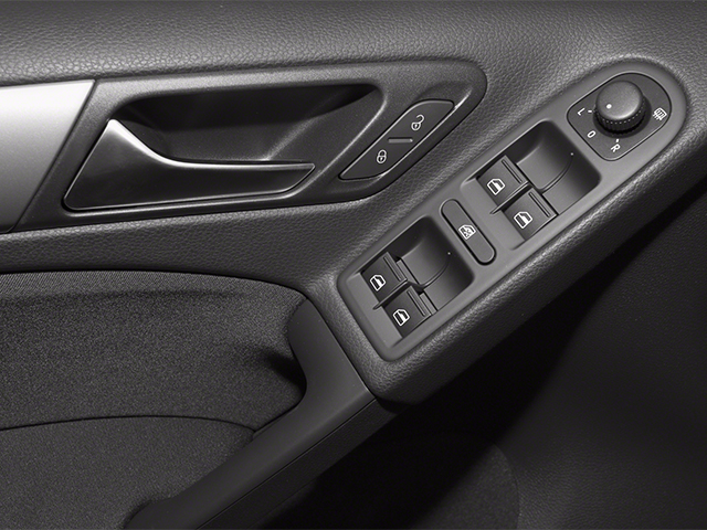 2014 Volkswagen Golf Prices and Values Hatchback 4D I5 driver's side interior controls