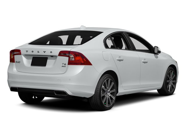 2014 Volvo S60 Prices and Values Sedan 4D T5 AWD I5 Turbo side rear view