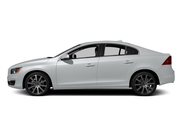 2014 Volvo S60 Prices and Values Sedan 4D T5 AWD I5 Turbo side view