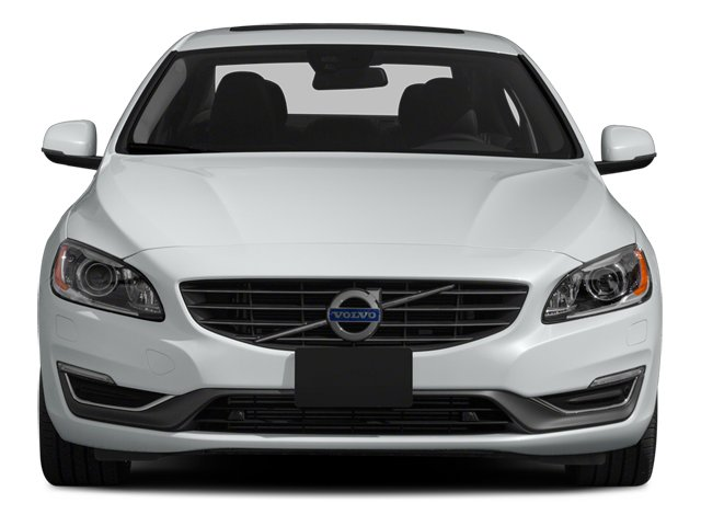 2014 Volvo S60 Prices and Values Sedan 4D T5 AWD I5 Turbo front view