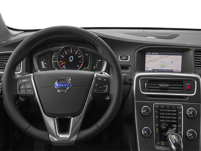 2014 Volvo S60 Prices and Values Sedan 4D T5 AWD I5 Turbo driver's dashboard