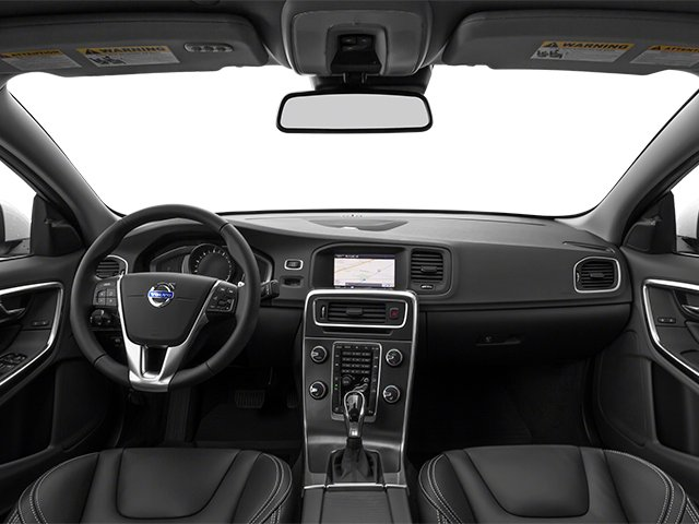 2014 Volvo S60 Prices and Values Sedan 4D T5 AWD I5 Turbo full dashboard