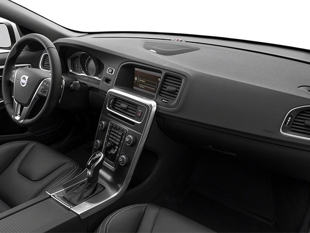 2014 Volvo S60 Prices and Values Sedan 4D T5 AWD I5 Turbo passenger's dashboard