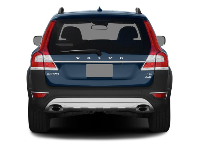 2014 Volvo XC70 Prices and Values Wagon 4D XC T6 AWD I6 Turbo rear view