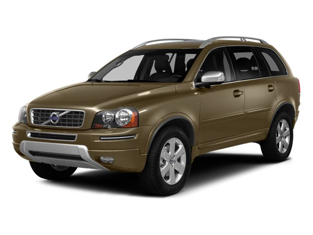 2014 Volvo XC90 Prices and Values Utility 4D 3.2 2WD I6 side front view