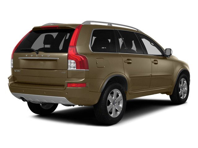 2014 Volvo XC90 Prices and Values Utility 4D 3.2 2WD I6 side rear view