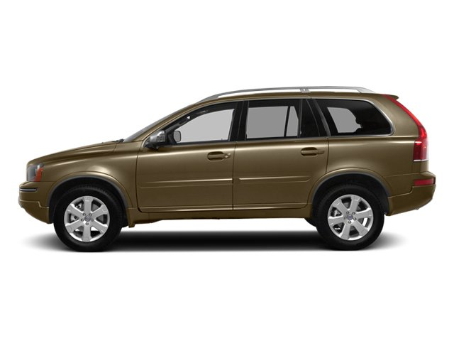 2014 Volvo XC90 Prices and Values Utility 4D 3.2 2WD I6 side view