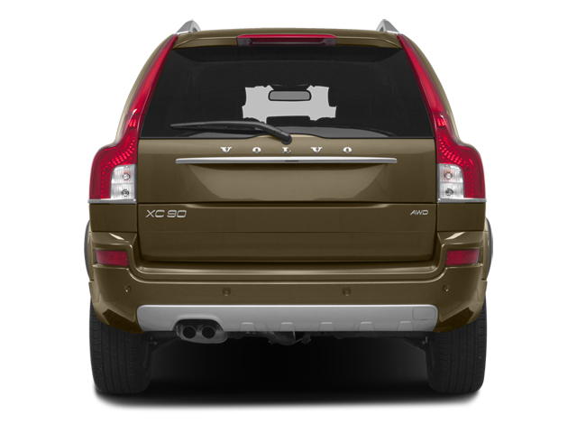 2014 Volvo XC90 Prices and Values Utility 4D 3.2 2WD I6 rear view