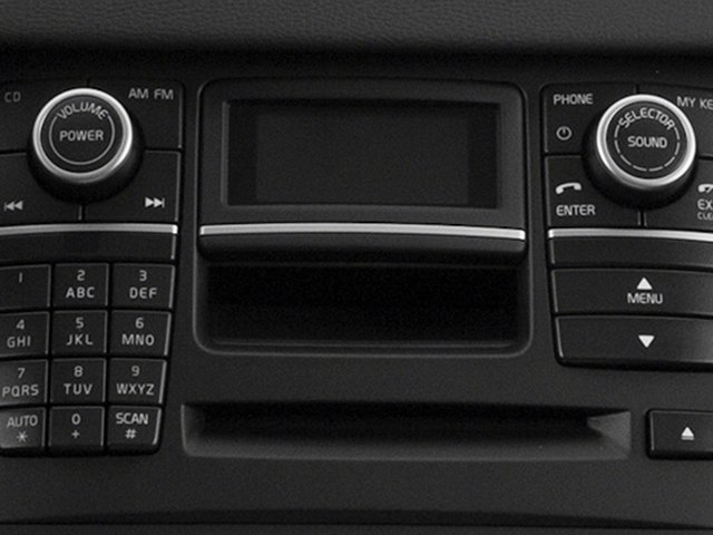 2014 Volvo XC90 Prices and Values Utility 4D 3.2 2WD I6 stereo system