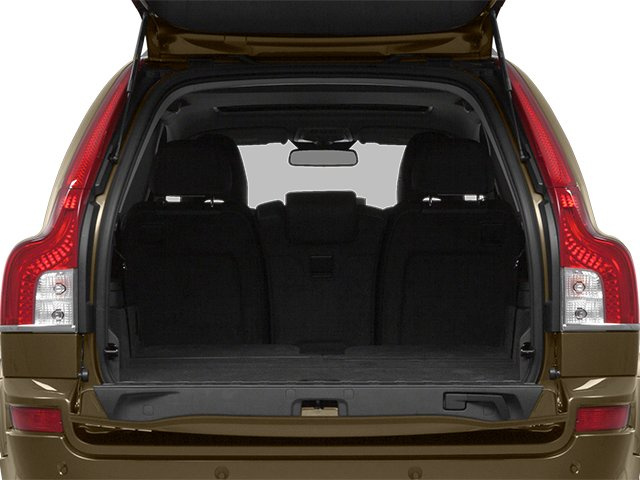 2014 Volvo XC90 Prices and Values Utility 4D 3.2 2WD I6 open trunk