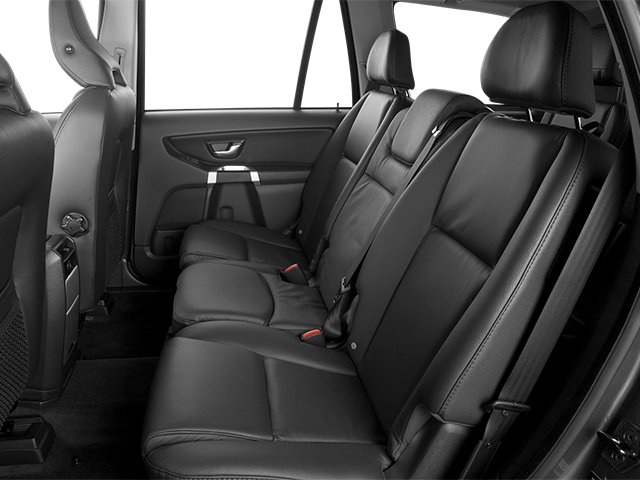 2014 Volvo XC90 Prices and Values Utility 4D 3.2 2WD I6 backseat interior