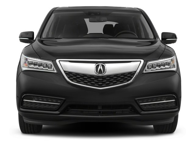 2015 Acura MDX Prices and Values Utility 4D Technology 2WD V6 front view
