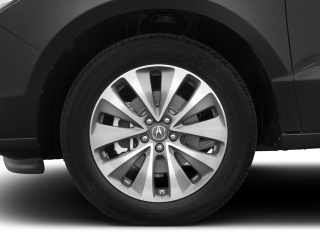 2015 Acura MDX Prices and Values Utility 4D Technology AWD V6 wheel