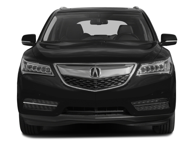 2015 Acura MDX Pictures MDX Utility 4D Advance DVD AWD V6 photos front view
