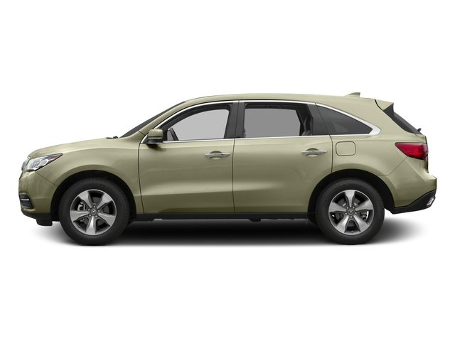 2015 Acura MDX Prices and Values Utility 4D AWD V6 side view