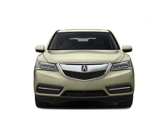 2015 Acura MDX Prices and Values Utility 4D AWD V6 front view