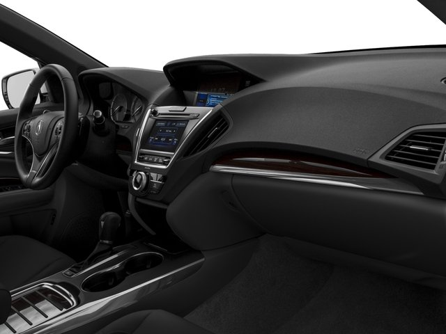2015 Acura MDX Prices and Values Utility 4D AWD V6 passenger's dashboard