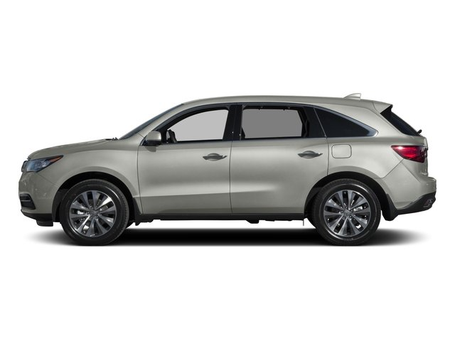 2015 Acura MDX Pictures MDX Utility 4D Technology DVD 2WD V6 photos side view