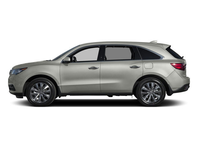 2015 Acura MDX Prices and Values Utility 4D Technology DVD 2WD V6 side view