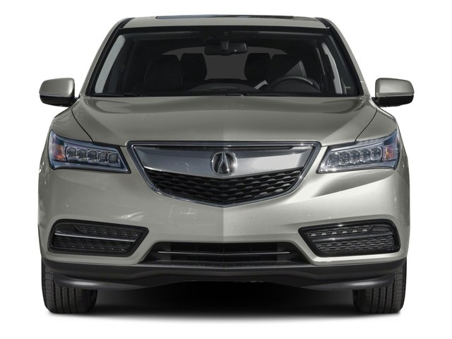 2015 Acura MDX Prices and Values Utility 4D Technology DVD 2WD V6 front view